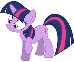 Curious Twilight Sparkle by thatguy1945