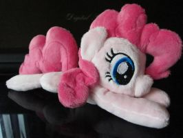 Mini Pinkie Pie Plushie by haselwoelfchen