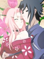 SasuSaku: Love the old tradition by Sakuritha97