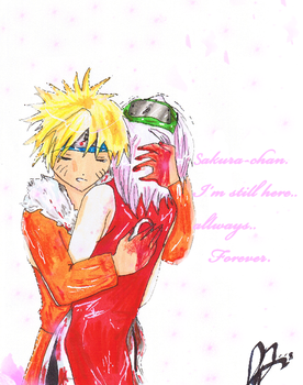 Narusaku- here forever by CoolAngel