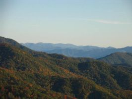Great Smoky Mountains 10 by abuseofstock