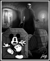 Disney Nightmares #2 by Joker-laugh