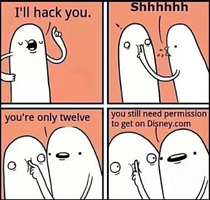 I'll hack you by cosenza987