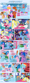 Dash Academy - Old Friends, New Friends Part. 4 by palafox129