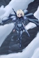 Claymore - Clare by KSei