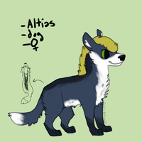 new alt reference... by Altiasdog