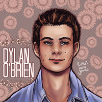 Dylan O'brien by Little-Miss-Boxie