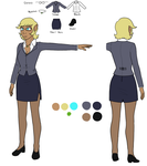 Elena 2015 Reference Sheet by vidgamer123