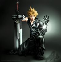 Cloud Strife by TulioMinaki