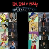 Edvengers preview: The Cast by SteveIrwinFan96