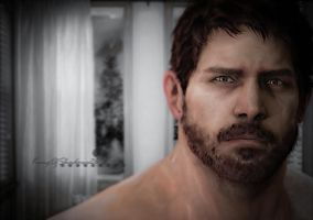 Memories 8 (Chris Redfield) _ Miss you! by kingofshadows26