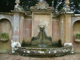 water fountains by aleeka-stock