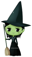 Elphaba by RingoYan