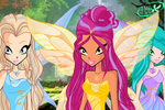 DELIX WINX FAIRYX by caboulla