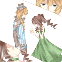 IC: A brother and sister's tale pt 2 by kimbap-chan