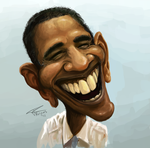 Obama by TomRutjens
