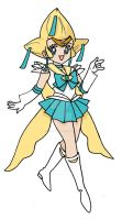 Sailor Jirachi by kaoshoneybun