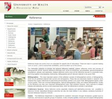 Library Web Portal by mangion
