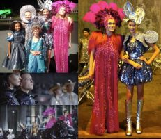The Hunger Games Tribute Parade Costumes 2 by BoyWithAntlers