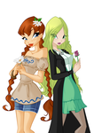 Collab With Reichen By Amirycostner-d85it0a by Saku28