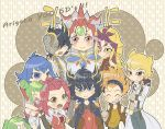 thank you yugioh 5D's by pink-hudy