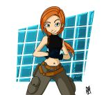 Kim Possible by KruzdelZur