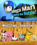 Megaman in Smash in a nutshell by Pikazilla1956