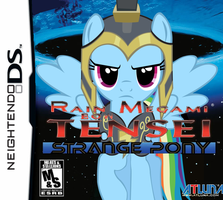 Rainbow Megami Tensei: Strange Pony by nickyv917