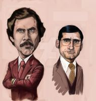 Anchorman 2 by jhorn79