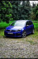 VW Golf R - 2 by rugzoo