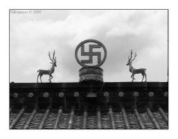 The Swastika by Nikoneyes
