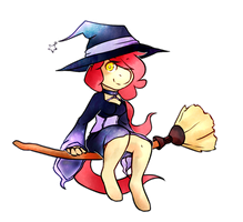 AT: Witch by SoftSugar