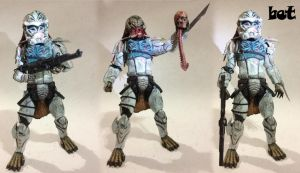 Pred Trooper custom figure by butbot