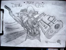 Dante - Devil May Cry 3 by yoblive