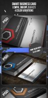 Smart Business Card by VadimSoloviev