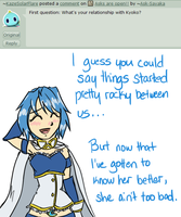 Question 1 by Ask-Sayaka