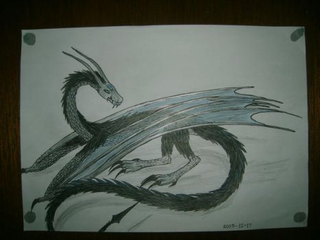 Dragon by Waruji