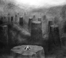 beksinski 3 by darknoldi