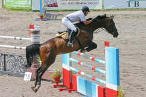 Russian Show Jumping by bloody-rider
