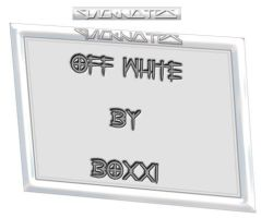 Off White by boxxi