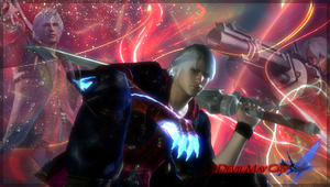 Devil May Cry by M-A-S-T-E-R