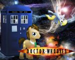 Doctor Whooves by GrimmCheater