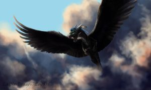 Lailie. Amazing Flight by Lailie-Dragon-Lovard