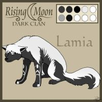 Rising Moon - Lamia Ref by Dorchette