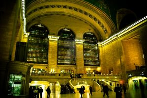 Grand Central Station by Ray-Devlin