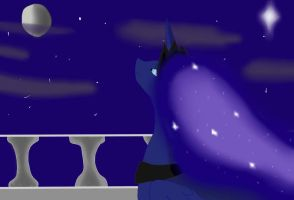 So far away by Unearthly-One
