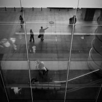A Day at the airport VI by siamesesam