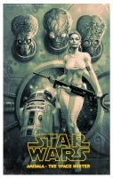 Amidala - The Space Hunter by Valzonline