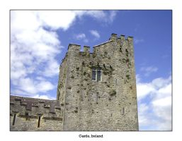 Castle, Ireland by samtihen