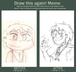Draw this again! (2001-2014) by AncelTheWolf